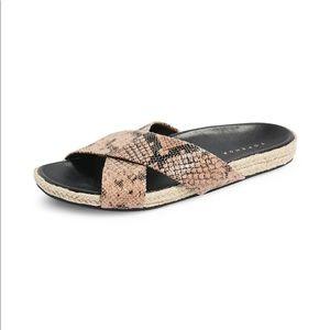 Topshop Flat Sandals